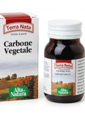 carbone vegetale compresse