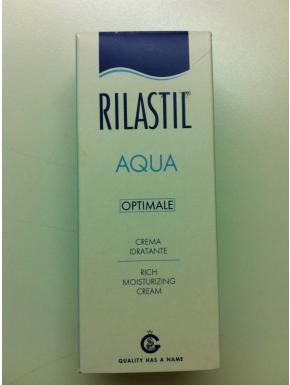Rilastil aqua crema optimale