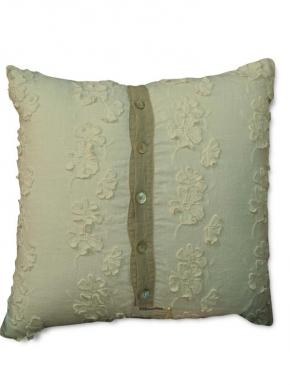 Cushion with petals