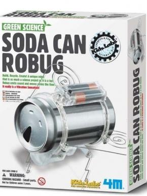 Soda can robug_4M