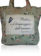 Shopping bag - Sacca Angelica Home & Country