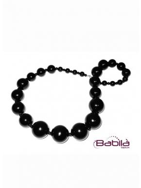 Collana Total Black