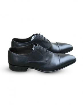 Dress shoe black man