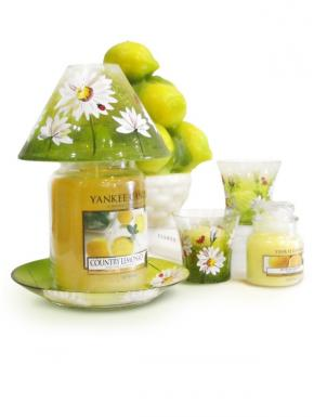 Composizione Yankee Candle Sicilian/country Lemon