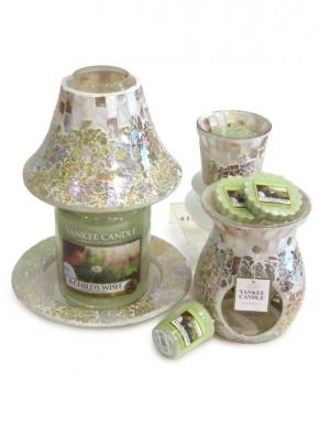 Composition Yankee candle Achild's wish