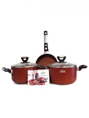 Set pentole Agnelli serie Lady Chef