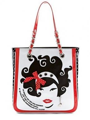 shopper braccialini linea ladies