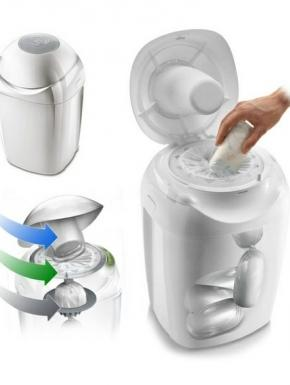 sangenic refill diaper disposal system