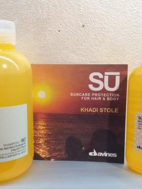 shampoo più leave-in conditioner su