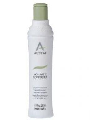 actyva volume e corposità shampoo 250 ml