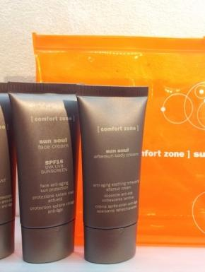 KIT sun protection Anti-Age