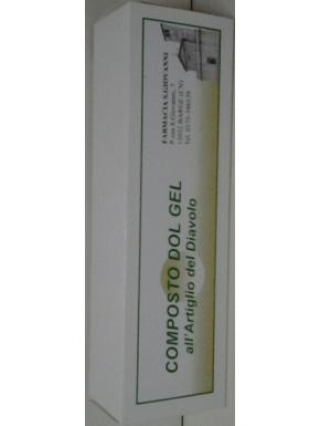 Composto dol gel  all 'Artiglio del Diavolo 100 ml