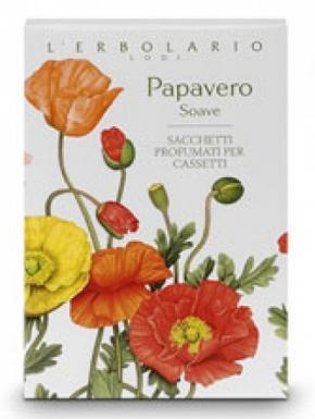 sachets for drawers poppy sweet