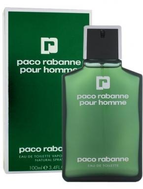 pour homme- paco rabanne