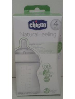 NaturalFeeling Step up 4m+ 250 ml