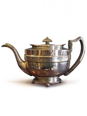 Old English teapot