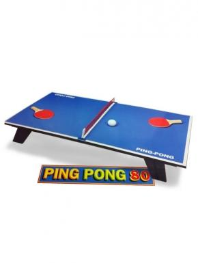 Ping pong in legno