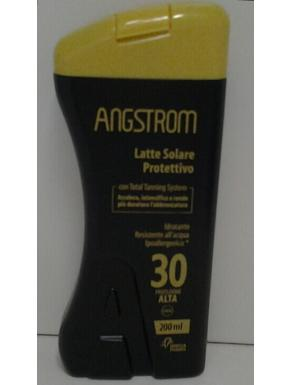 Angstrom latte sol crp 30+ 200ml