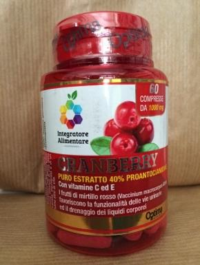Fitocranberry 60compresse da 1000mg