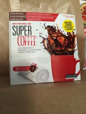 Super coffee 30 bustine