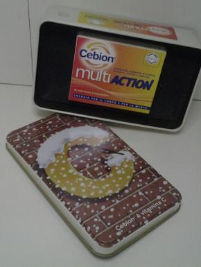 Cebion Multiaction 20 cpr