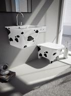 Lavabo Art Ceram COW L6840 DEC