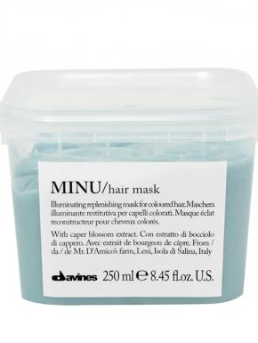 MINU/ hair mask
