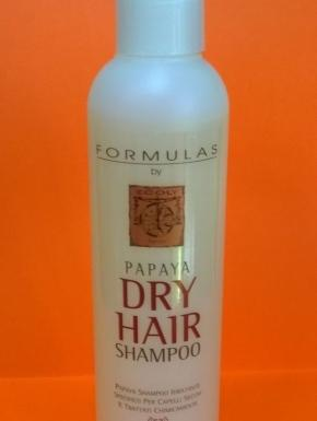 Shampoo idratante alla Papaya - 200 ml.